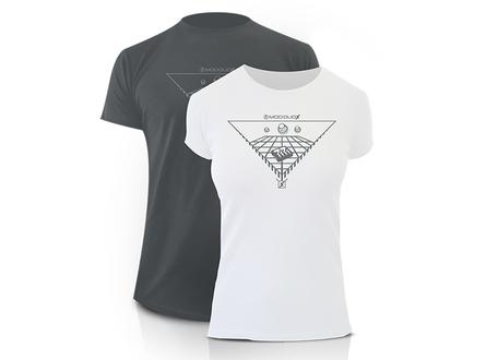 Duo X standard t-shirt double